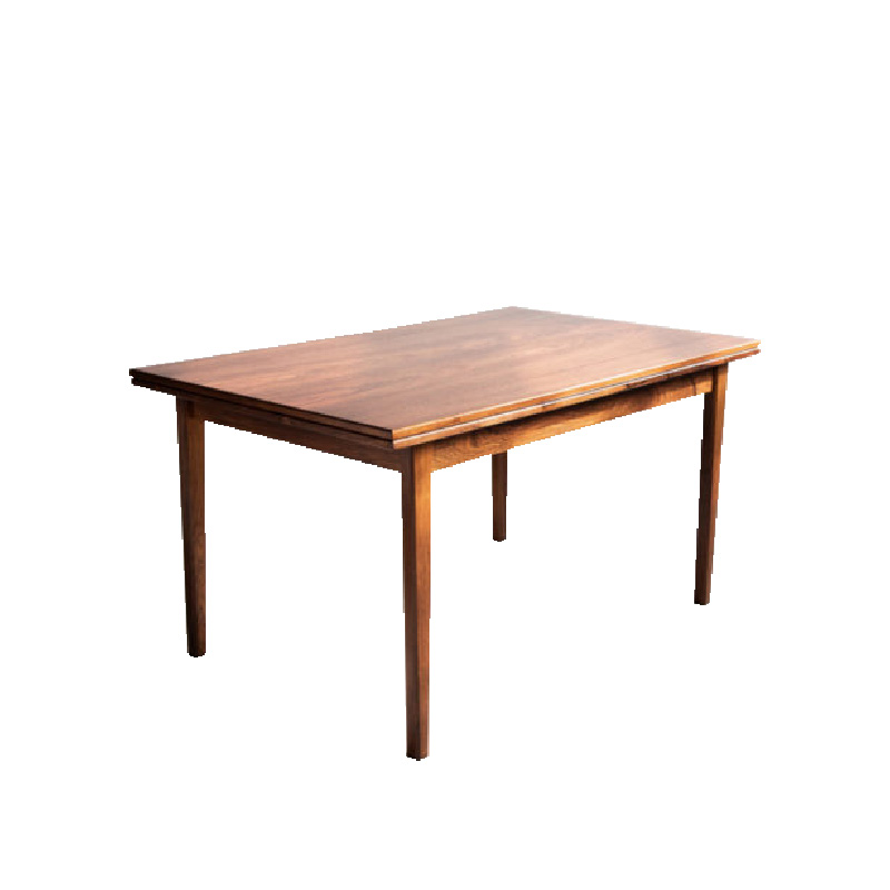 Danish dining table in rosewood with 2 extensions