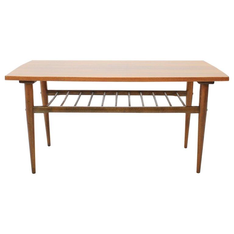 Midcentury Coffee Table, Design, Denmark, 1960s