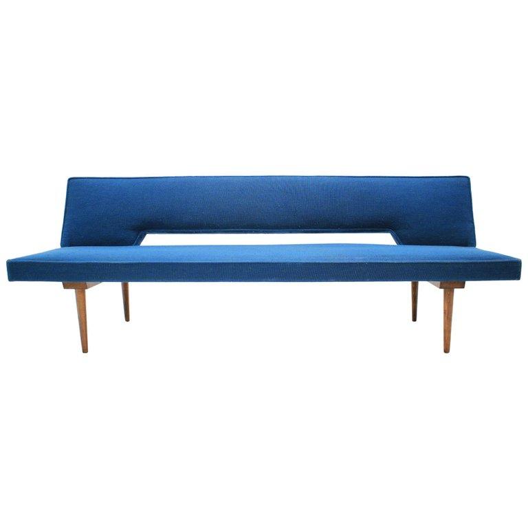 Midcentury Sofa Designed By Miroslav Navrátil 1960s