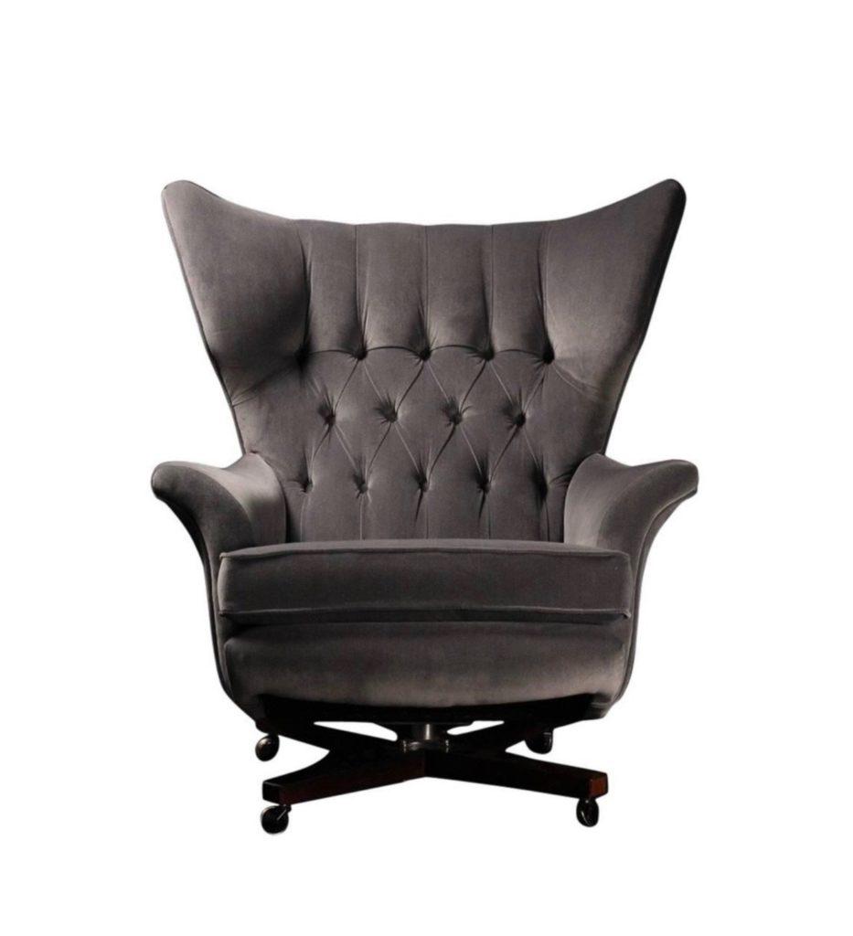 G Plan Swivel Lounge Chair Model 62