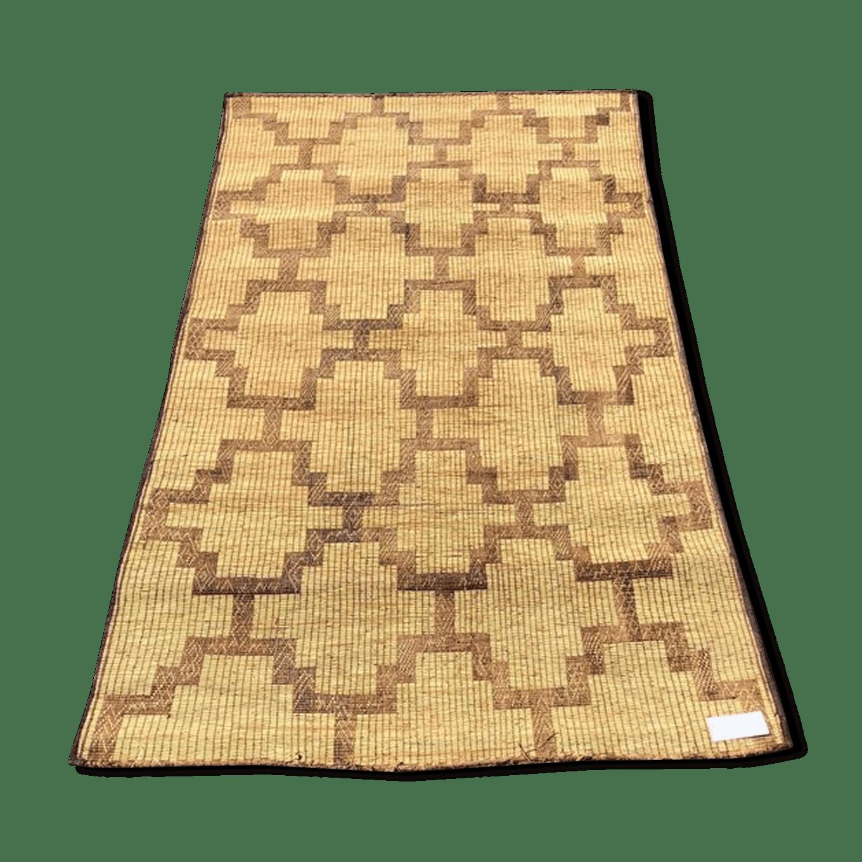 Vintage Sahara touareg mat 230×130 cm