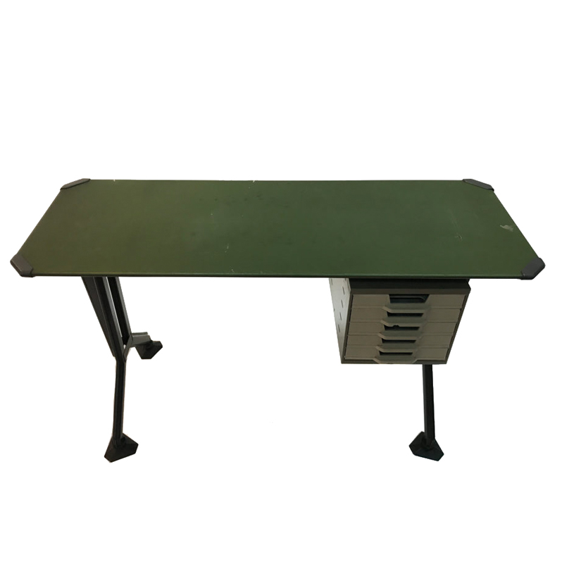 Arco Series Desk by Studio BBPR for Olivetti, 1960s