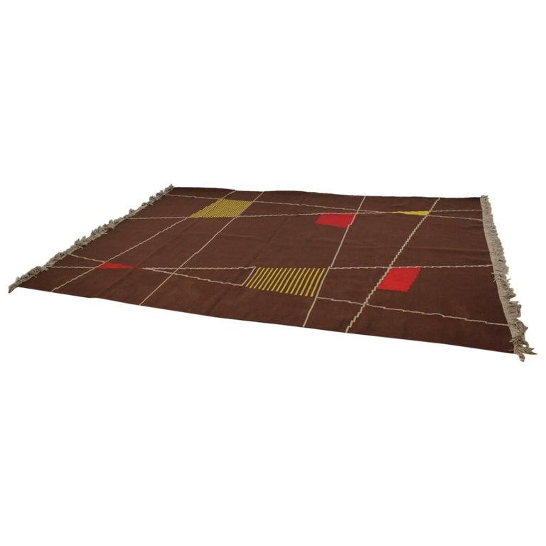 Big Geometric Design Carpet or Rug