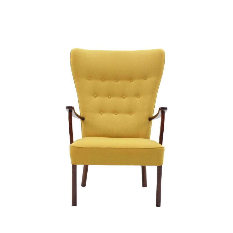 1960 Fritz Hansen Wing Chair,Denmark