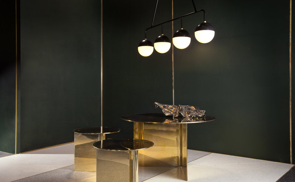 Atelier De Troupe Grand Luxury Lighting And Furniture