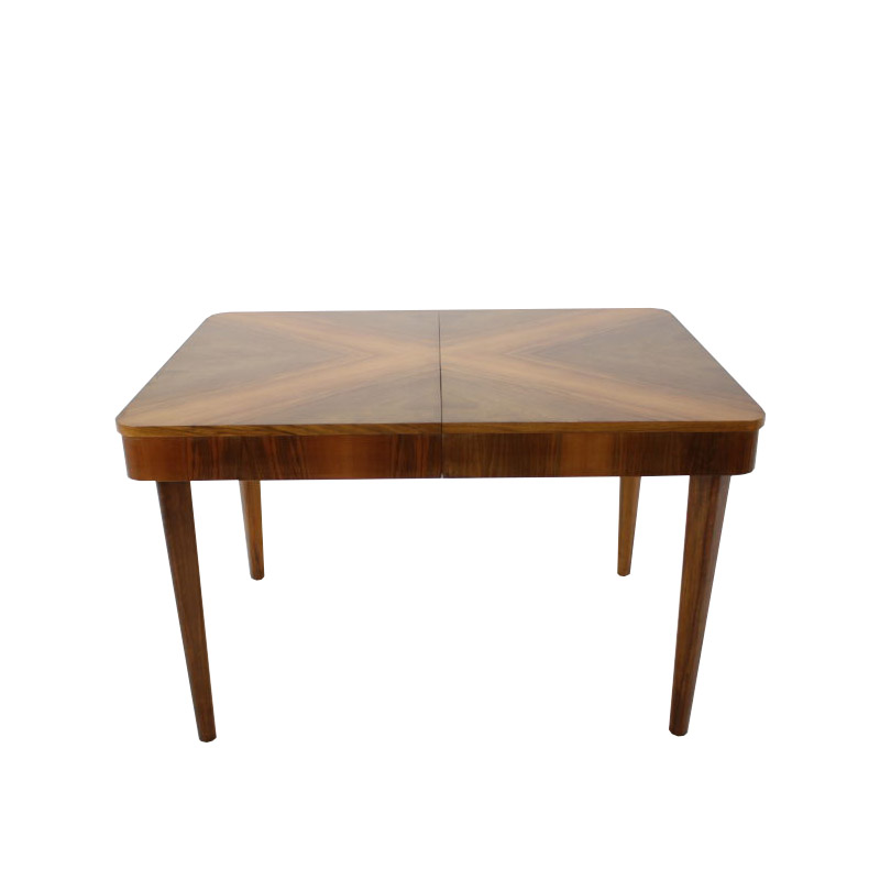 Jindřich Halabala Extendable Dining Table for UP Zavody