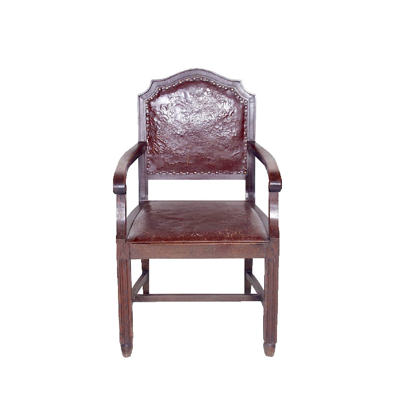 Super Antique Wooden Armchair 1920S Ocoug Best Dining Table And Chair Ideas Images Ocougorg