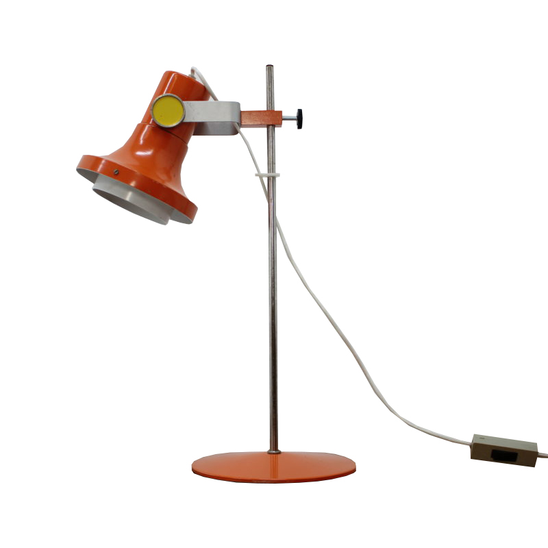 Mid century table lamp, 1970s
