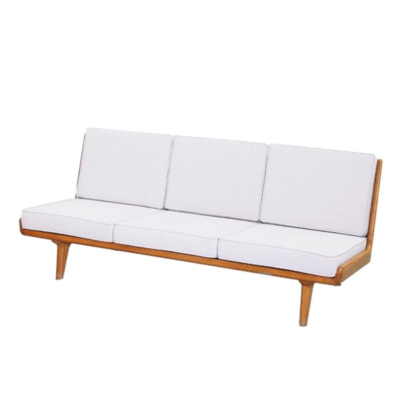 Beautiful Sofa by Carl Gustaf Hiort Af Ornäs, Sweden, 1950