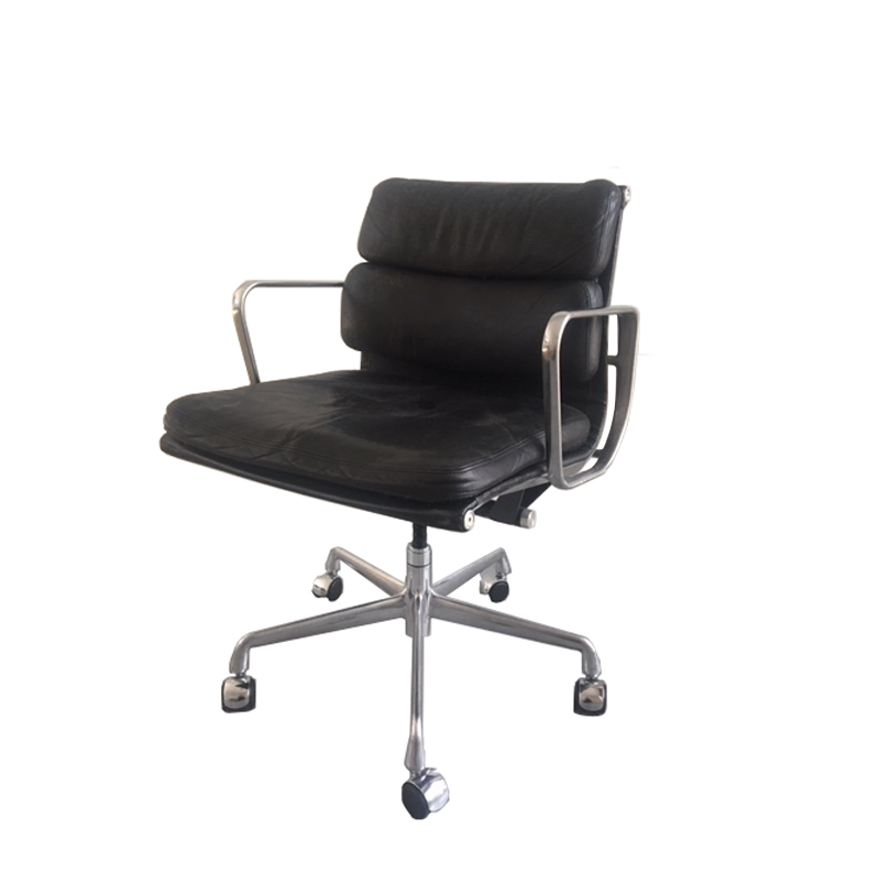 buy online 86179 d7c7f Soft Pad office chair, produced by Herman Miller for Charles Eames.