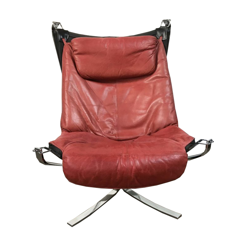 Falcon Chair by Sigurd Ressell, 1970s