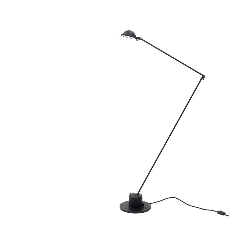 Luminaire Ball Floor Lamp By Hannes Wettstein For Belux 1980s