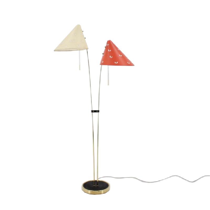 Mid-century floor lamp, ,,Japonka´´, 1960´s