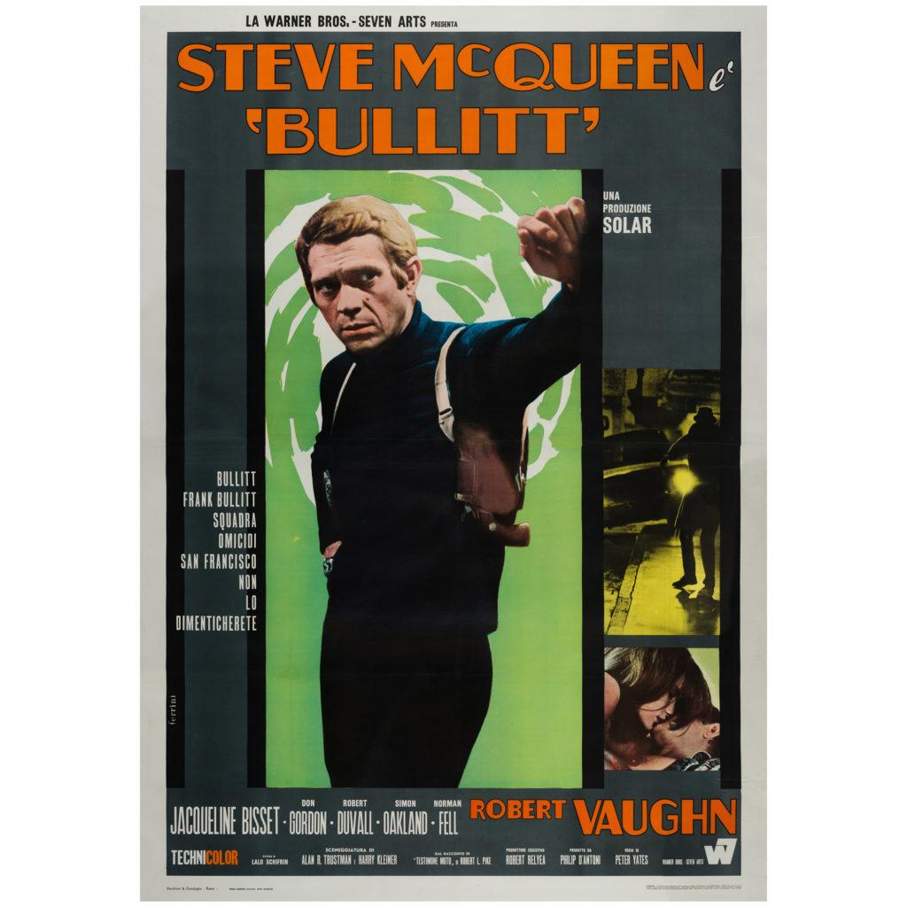 Bullitt-1968-Italian-4-Foglio-film-movie-poster