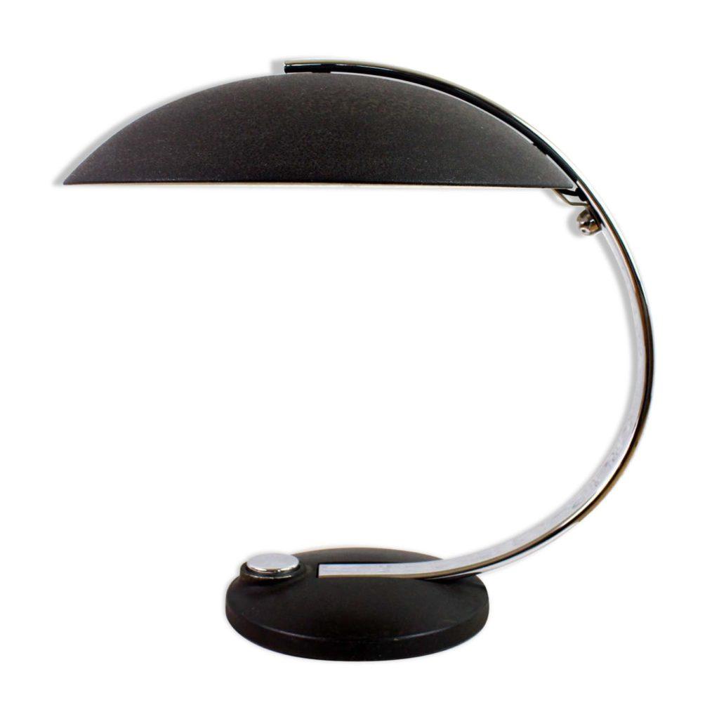 Rare lampe de bureau Egon Hillebrand pour Hillebrand