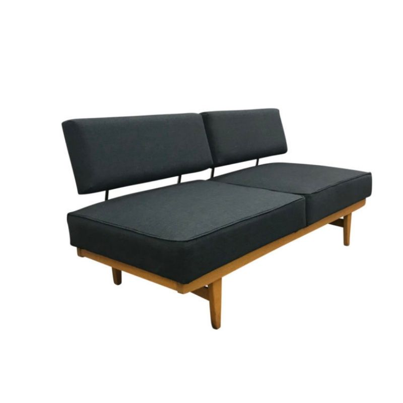 Mid-Century Sofa/Daybed by Knoll