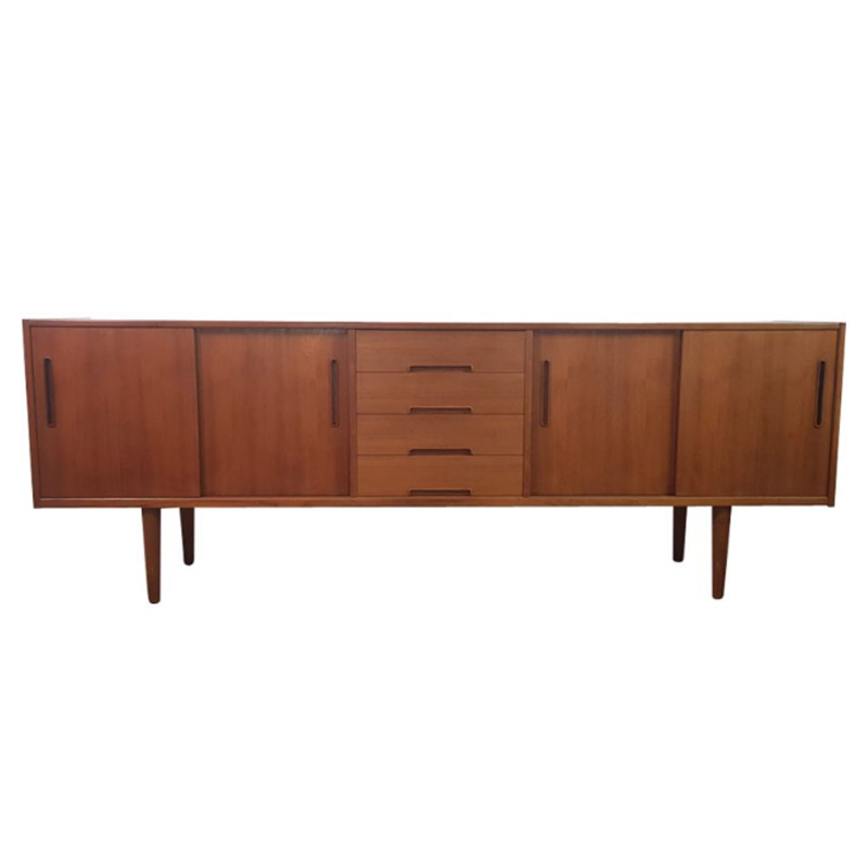 Mid Century Swedish Sideboard by Nils Jonsson for Hugo Troeds, 1960s