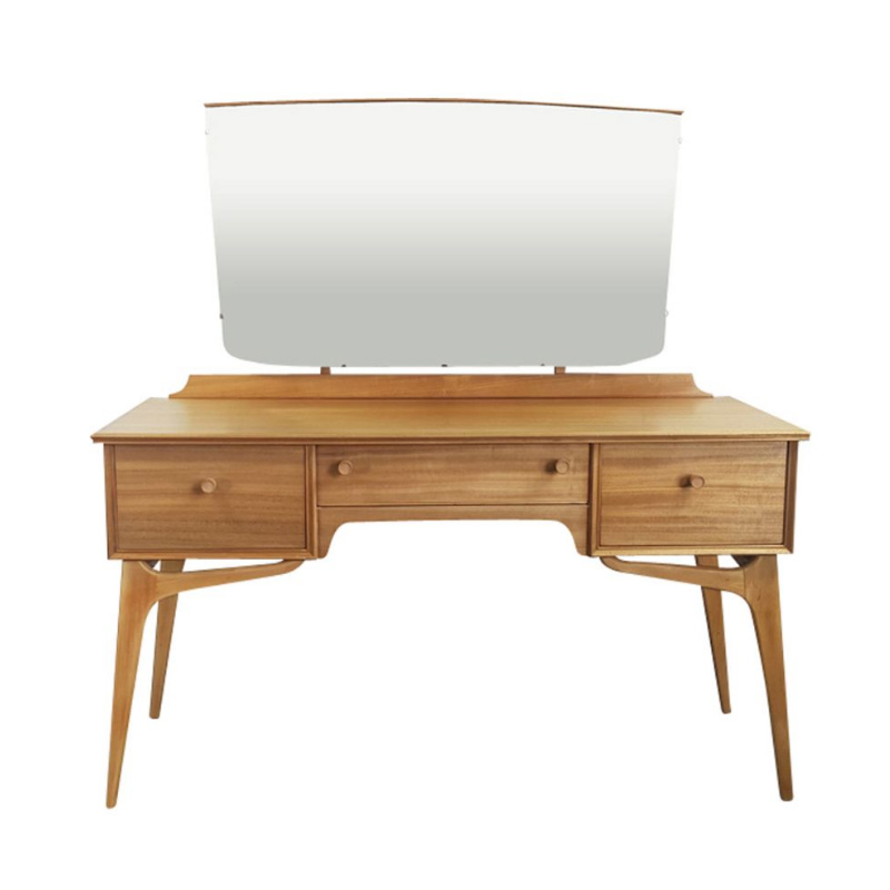 Pale Dressing Table by Alfred Cox for AC Furniture, 1960s