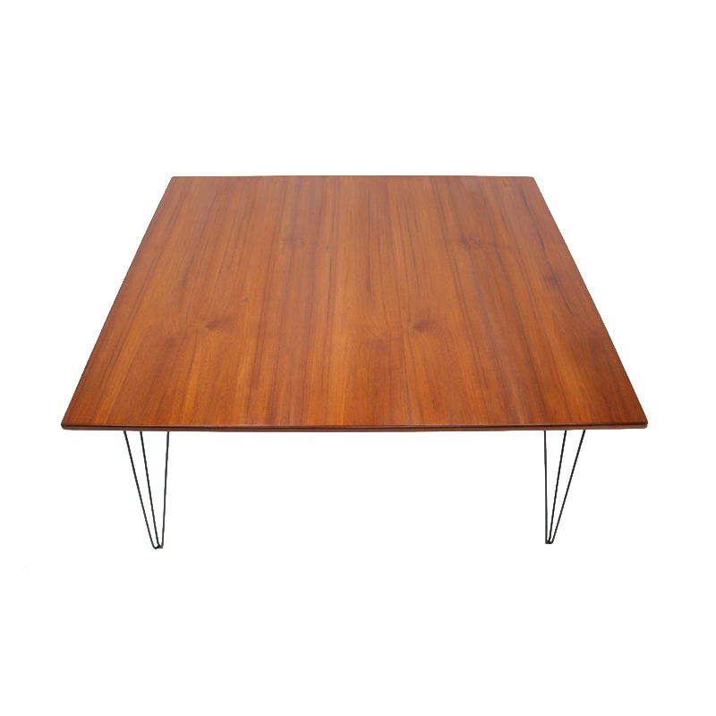 1960s Upcycled Conference/Dining Table