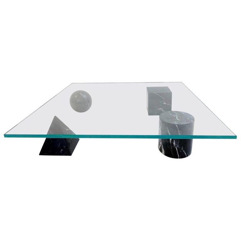 Coffee Table 'Metaphora', 1970