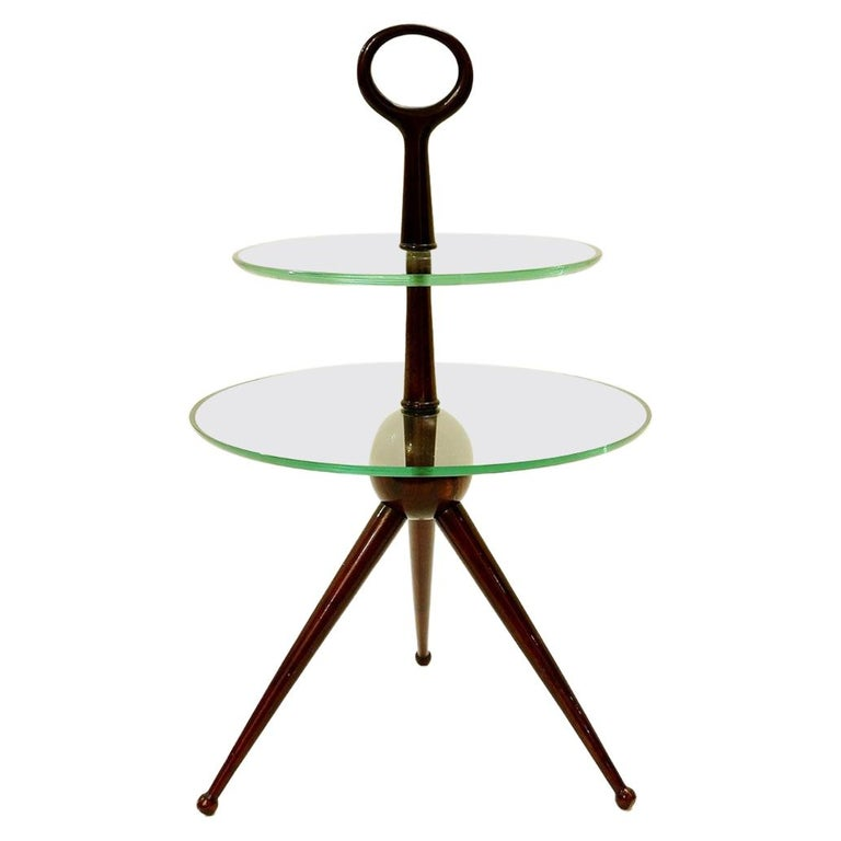Tripode Side Table, by Cesare Lacca, Italy, circa 1950