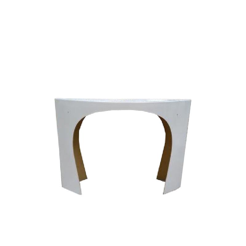Charlotte Perriand – White Console – Circa 60