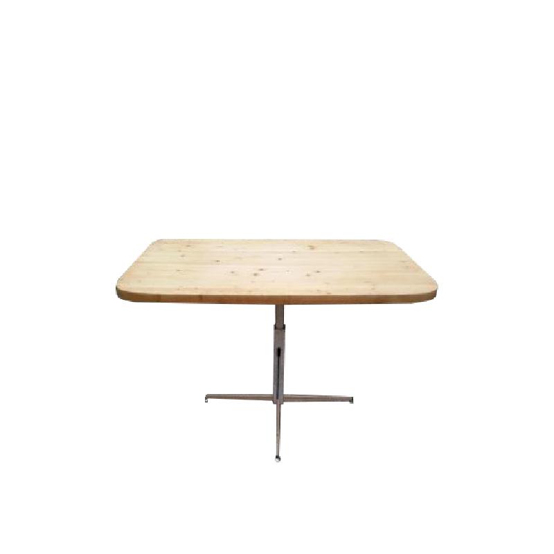 Charlotte Perriand – Rectangular Table (Small Model) – Les Arcs – Circa 1960
