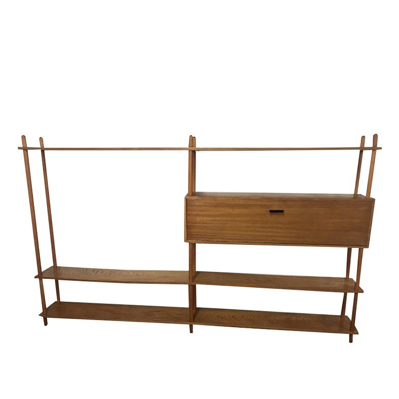 1950s TV cabinet / shelf by Willem Lutjens