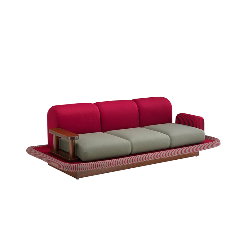 Ettore Sottsass – Sofa Flying carpet – Circa 1974