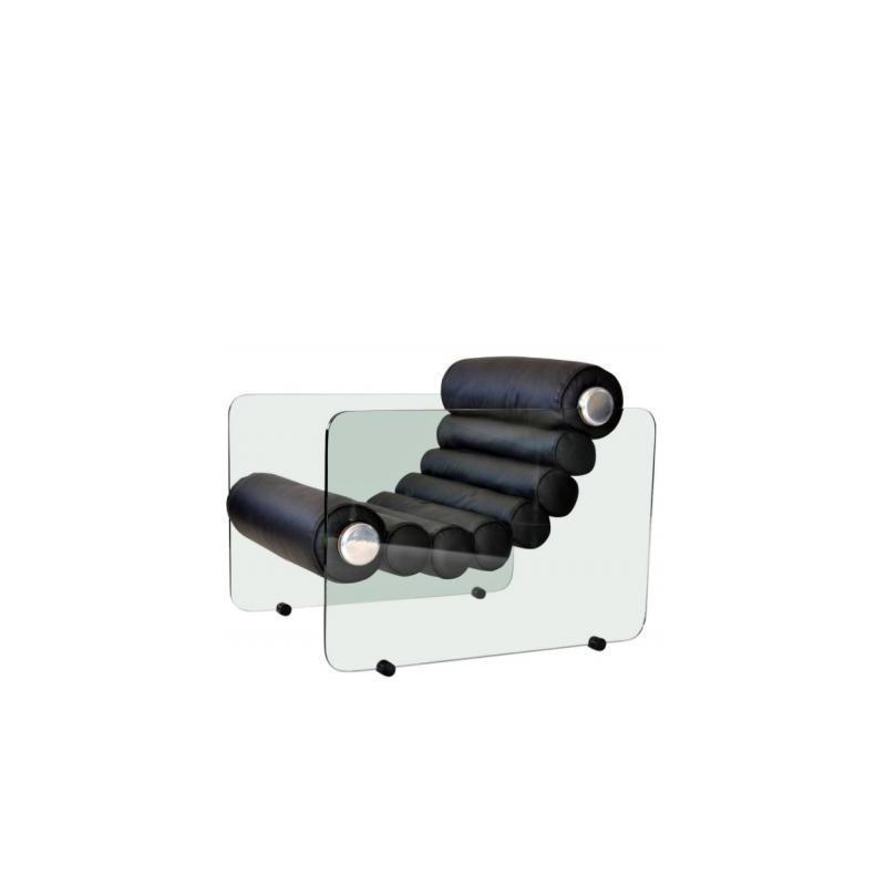 1.Fabio Lenci – Hyaline Lounge Chair – 1967