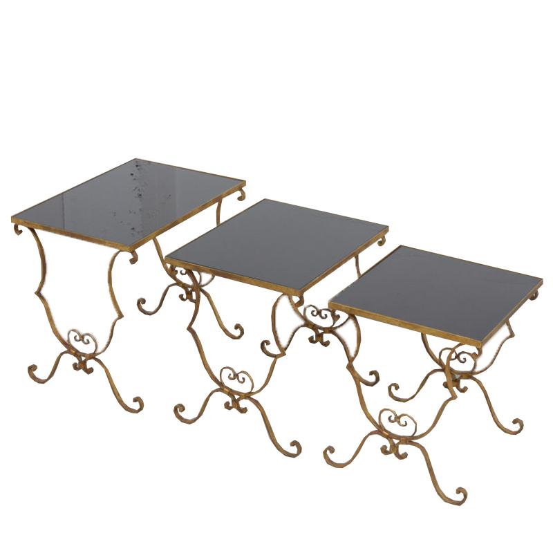 Nesting Tables Style Maison Baguès