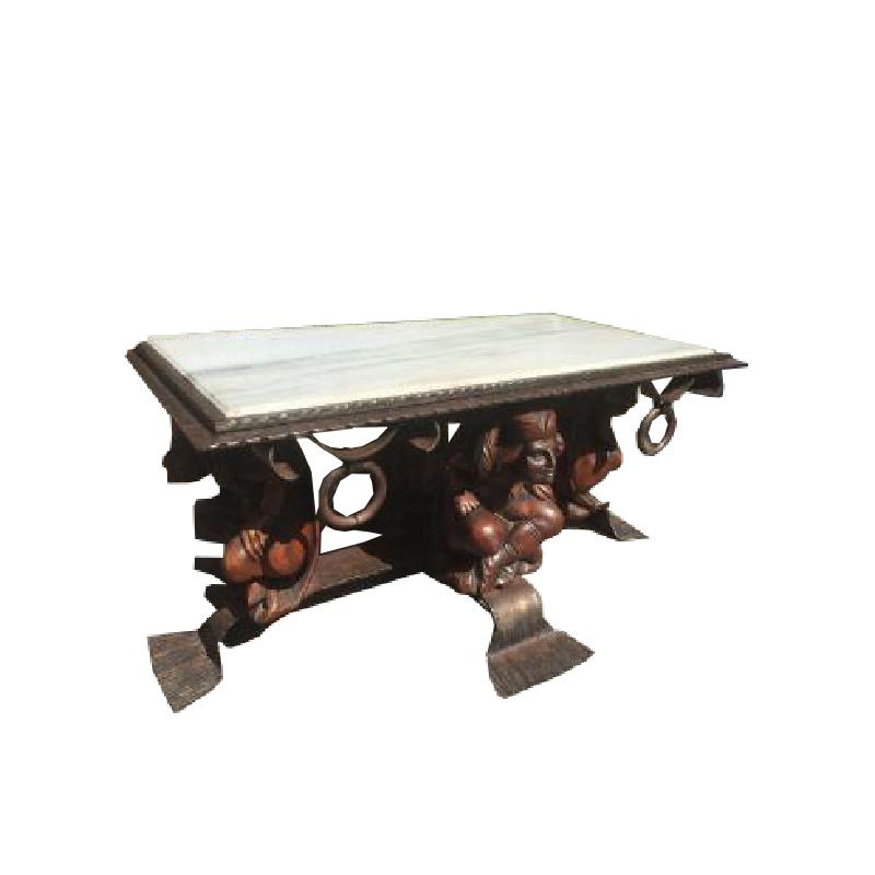Jean Maurice Rothschild – Coffee Table – Circa 1950