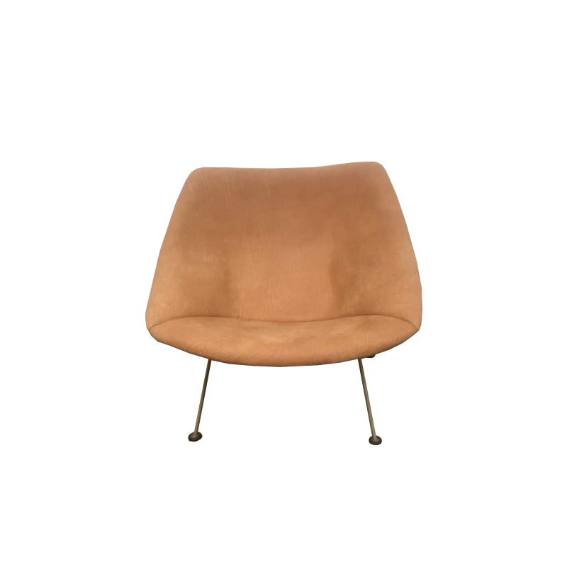 Oyster armchair by Pierre Paulin at Artifort