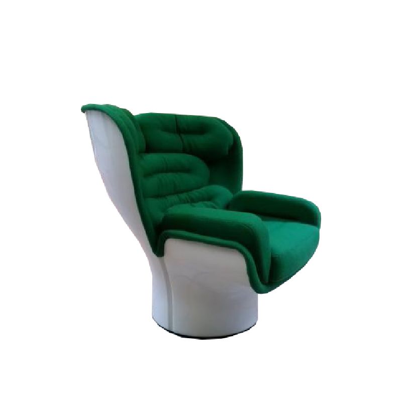 Joe Colombo – Elda Armchair – Comfort Edition – Circa 1970