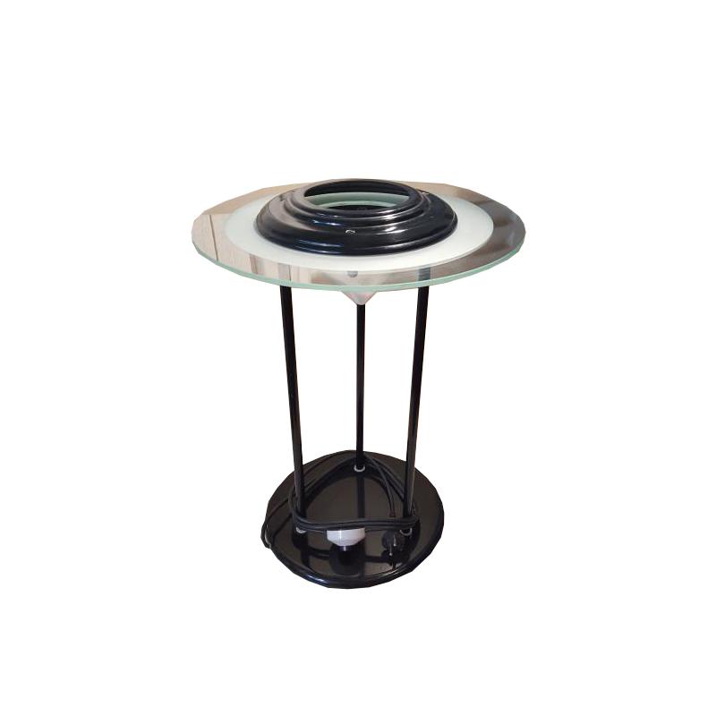 Memphis style table lamp – Circa 1980