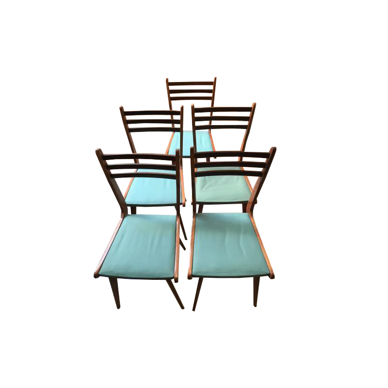 Paolo Buffa – Vintage Chairs – Circa 1960