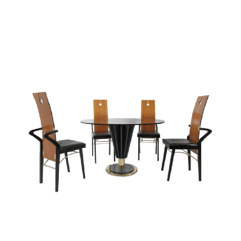 Pierre Cardin Table and Chair Set – 1975