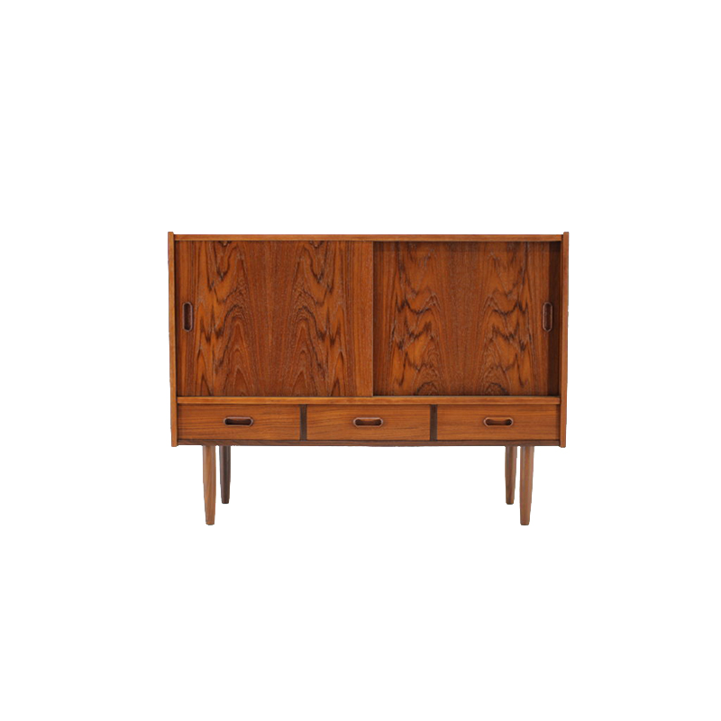 1960s Danish Teak Cabinet