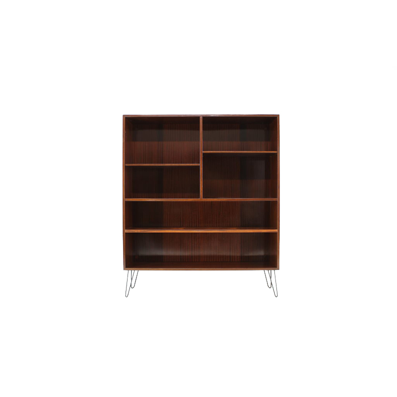 1960 Omann Jun Palisander Bookcase