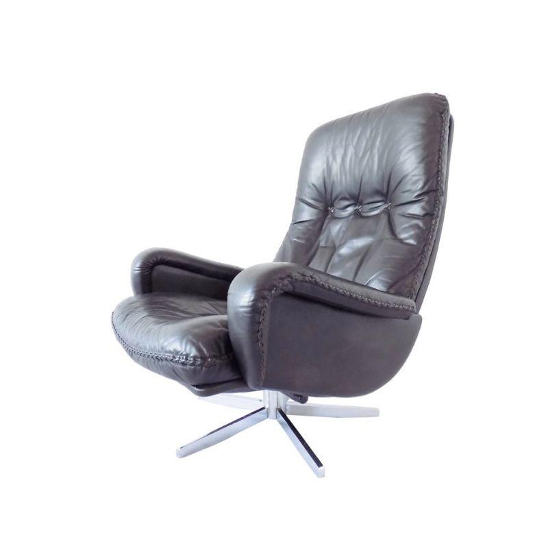 De Sede S231 Lounge Chair The James Bond Chair