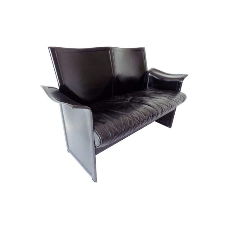 Matteo Grassi Korium 2 seater by Tito Agnoli