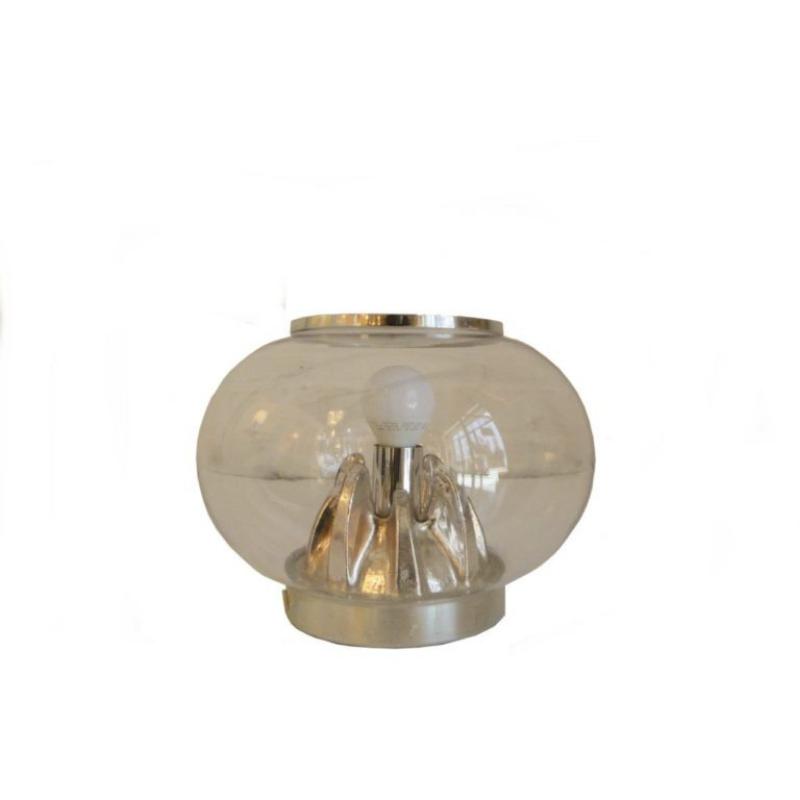 Glob lamp in Murano glass, 1970s