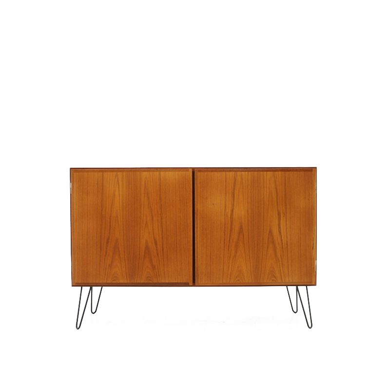 1960s Omann Jun Upcycled Teak Sideboard
