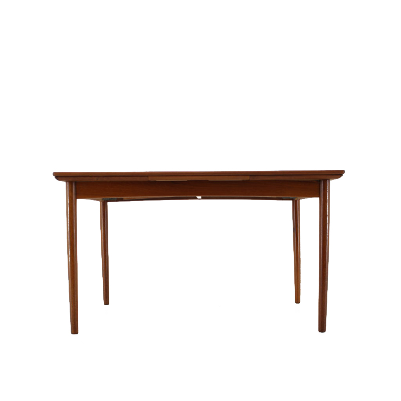 1960s Danish Teak Extendable Table