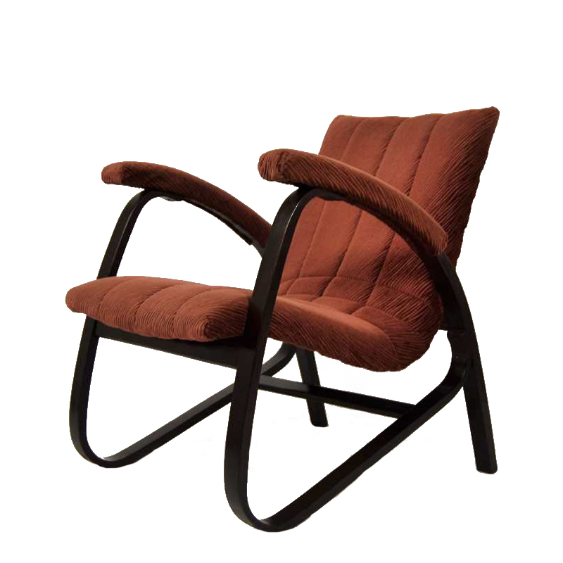 Lounge chair by Jan Vaněk, 1930´s