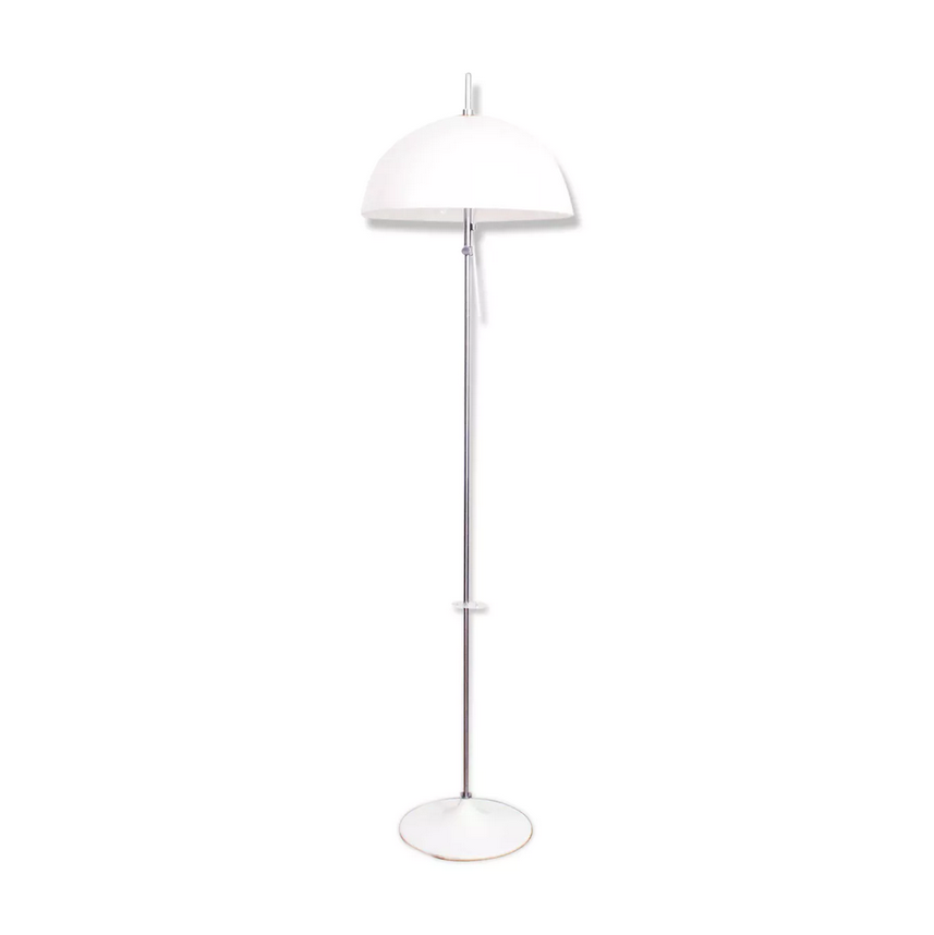 Adjustable Floor Lamp by Gino Sarfatti for Arteluce