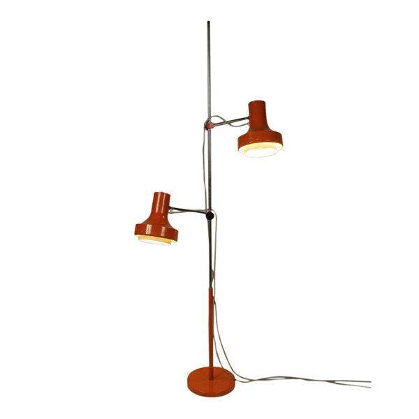 Floor Lamp by Josef Hurka for Napako, 1960s