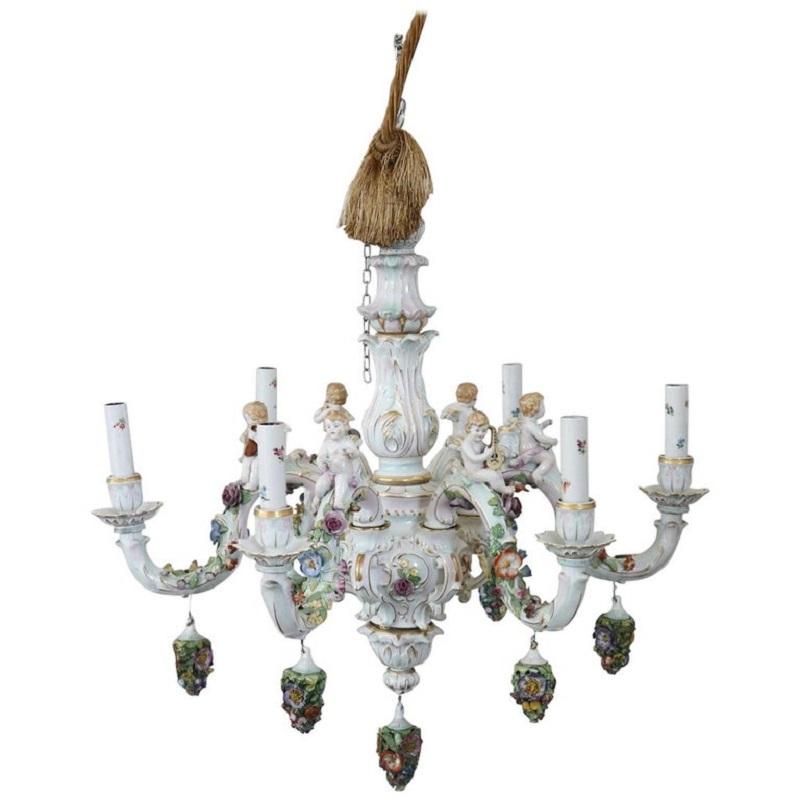 capodimonte chandelier