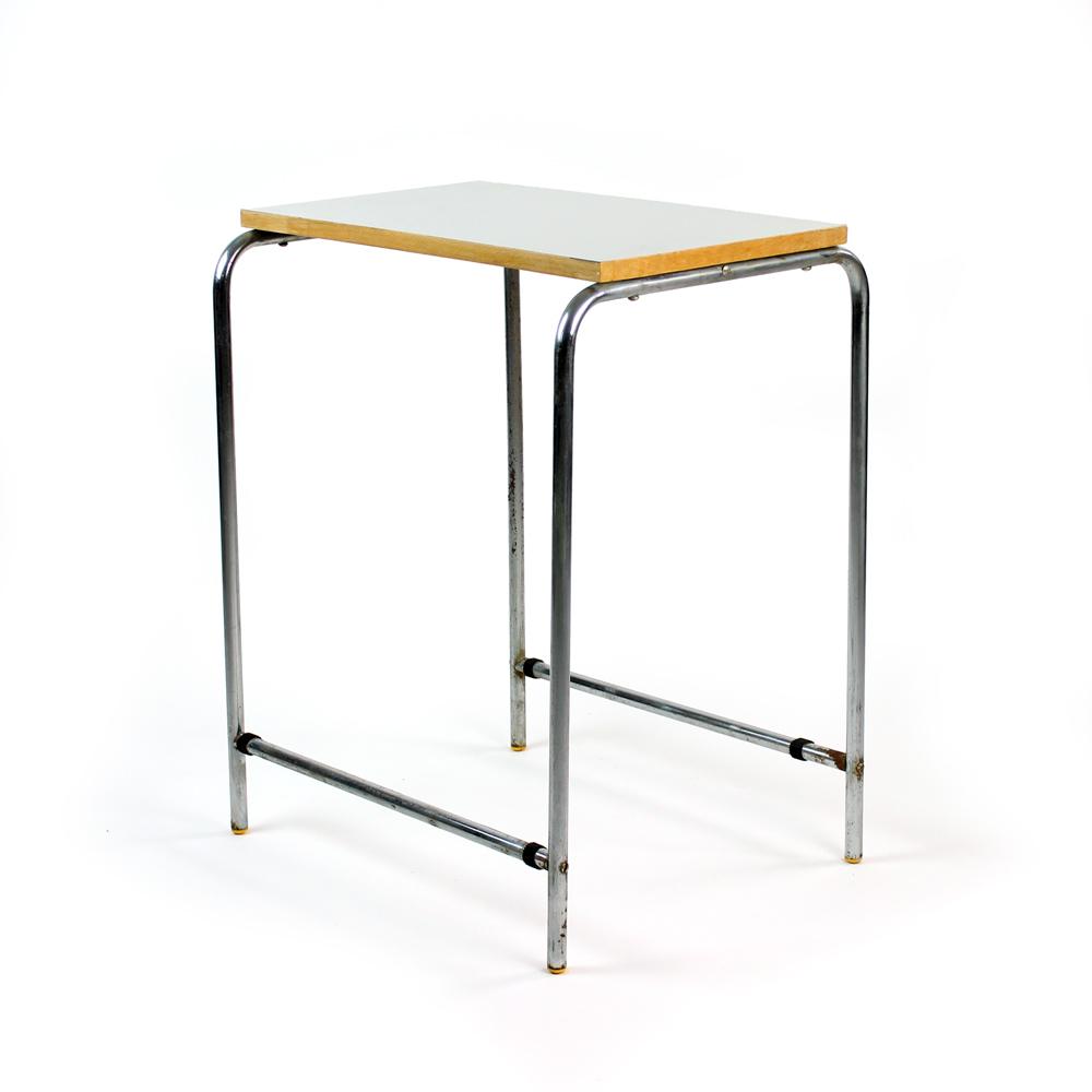 chrome-and-formica-side-table-czechoslovakia-circa-1960-1960s_0