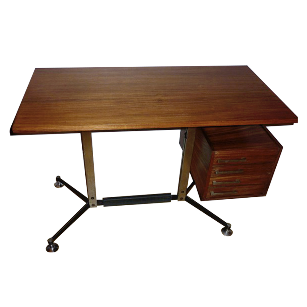 Rosewood desk by Velca editor